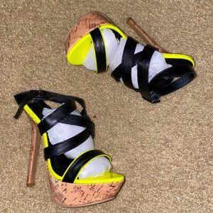 Brand New Diva Lounge Heels